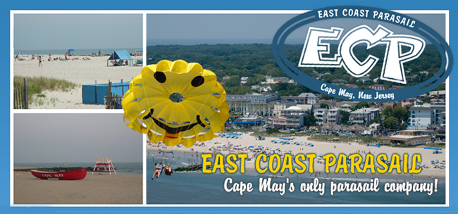 Cape May Parasailing