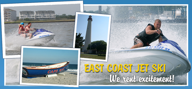 Cape May Jet Skiing