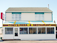 Cape May - Tony's Pizza